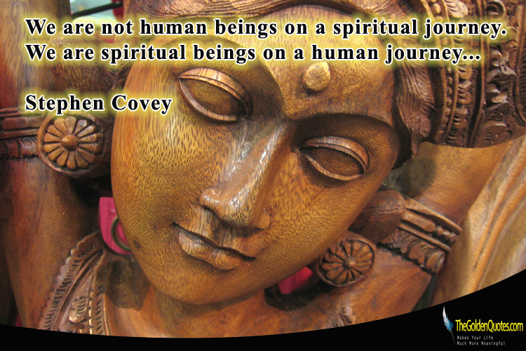 how to begin a spiritual journey